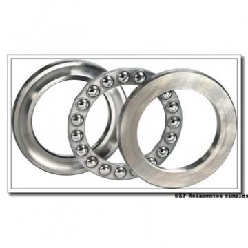 110 mm x 160 mm x 70 mm  SKF GE 110 ES-2RS Rolamentos simples