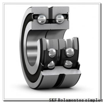 70 mm x 105 mm x 49 mm  SKF GE70ES-2RS Rolamentos simples